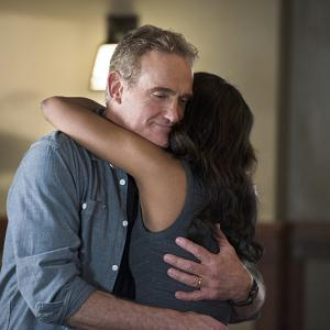 John Wesley Shipp, Candice Patton