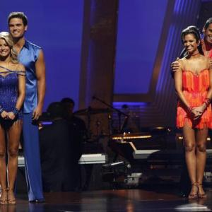 Julianne Hough, Chuck Wicks, Melissa Rycroft