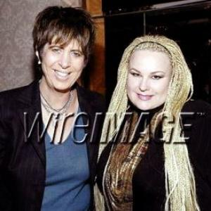 Diane Warren and Fawn arrive at the ASMACASCAP black tie event at the Sheraton Universal