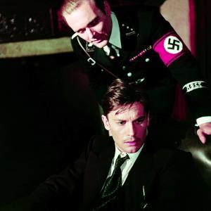 Still of Helmut Berger and Helmut Griem in La caduta degli dei Goumltterdaumlmmerung 1969
