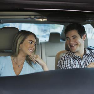 Adam DeVine, Laura Ashley Samuels