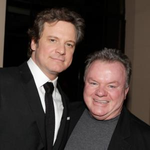 Colin Firth, Jack McGee