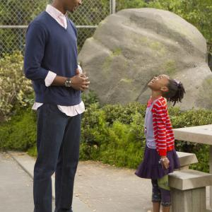 Still of Chris Bosh and Skai Jackson in Jessie Say Yes to the Messy Dress 2013