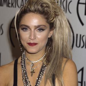 Madonna at The 12th Annual American Music Awards