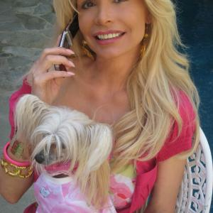 as Kristy Benedict on The Gold  The Beautiful with Ruffy