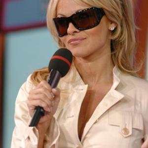 Pamela Anderson at event of Total Request Live 1999