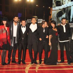 International Film Festival of Marrakech 2010  Red Carpet