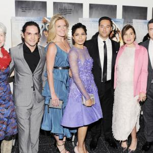 Pippa Cross, Tucker Tooley, Richard Raymond, Reece Ritchie, Freida Pinto, Sarah Arison, Fabiola Beracasa