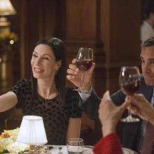 Andy Buckley, Jill Kargman