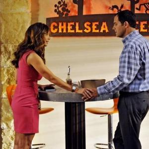 Charisma Carpenter, Andy Buckley
