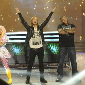 David Guetta, Flo Rida, Nicki Minaj