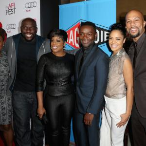 Niecy Nash, David Oyelowo, Common, Tessa Thompson, Ledisi Anibade Young