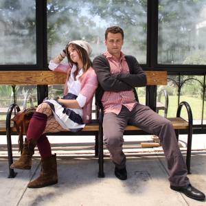 Jenna Willis and David Moscow