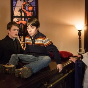 Still of Quinn Armstrong, Gabriel Suttle and Paul Dobbs in Grimm (2011)