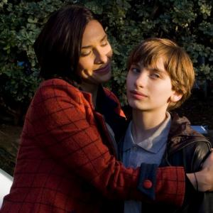 Henry rebuffs his Aunts affection after his mothers death