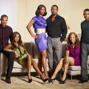 Kiki Haynes, Jason Olive, Tasha Smith, Michael Jai White, Brad James, Crystle Stewart
