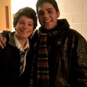 Jake Cherry and Ralph Rodriguez
