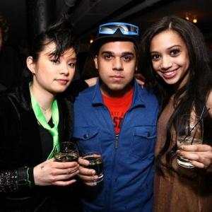 Celia Au, Ralph Rodriguez & Samantha Logan