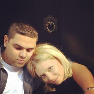 Ralph Rodriguez & Annabelle Dexter Jones