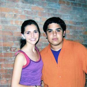 Ralph Rodriguez & Alyson Stoner