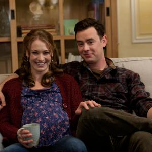 Still of Colin Hanks and Yvonne Strahovski in The Guilt Trip 2012