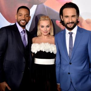Will Smith, Rodrigo Santoro, Margot Robbie