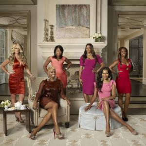 Cynthia Bailey, Kandi Burruss, Sheree Whitfield, NeNe Leakes, Kim Zolciak-Biermann, Phaedra Parks
