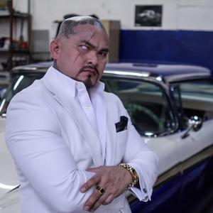 Marcus as JEFE the Cartel Boss in Four Cities film