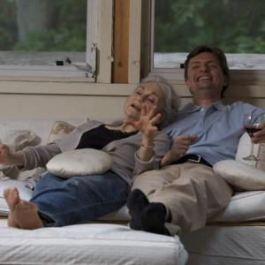 Still of Lynn Cohen and Nate Smith in Hello Lonesome 2010