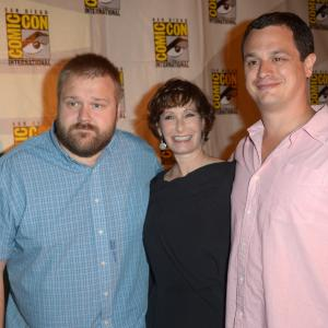 Gale Anne Hurd, David Alpert, Robert Kirkman