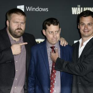 Scott M. Gimple, David Alpert, Robert Kirkman