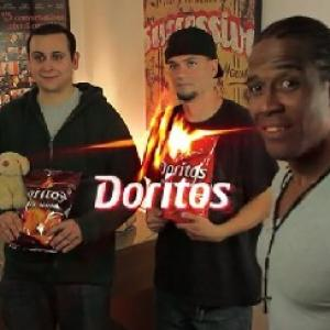 Mark in the Doritos Spec Commercial