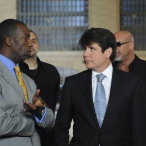 Bill Goldberg, Rod Blagojevich