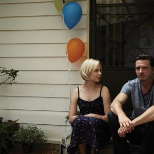 Still of Aden Young and Adelaide Clemens in Rectify (2013)