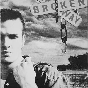 Broken Highway publicity poster for Cannes.
