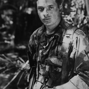 Aden Young in Sniper.