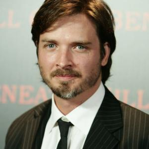 Aden Young on the red carpet at the premiere of Beneath Hill 60.