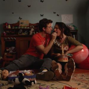 Production Still from The Art of Wooing