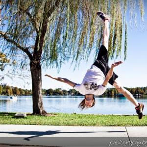 Corey Tomicic photoshoot in Florida