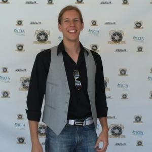 Still of Corey Tomicic at Action On Film International Film Festival in Pasadena, California 2010