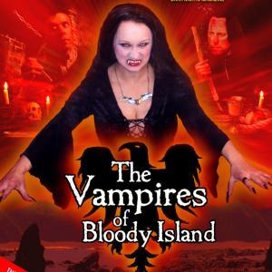 Allin Kempthorne Leon Hamiliton Pamela Kempthorne John Snelling and Oliver Gray in The Vampires of Bloody Island 2009