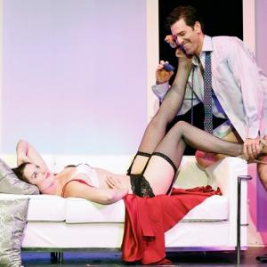 Its Just Sex  OffBroadway Production Shot
