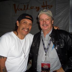 Steve Wargo and Danny Trejo