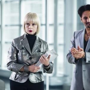 Still of Isabella Rossellini and Cas Anvar in The Phantom 2009