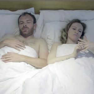 Petra Bryant & Matt Prendergast in 'Modern Love'
