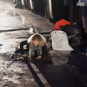 Petra Bryant filming 'Insomnia'