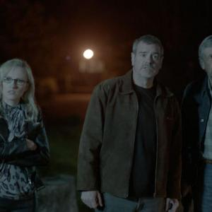 Petra Bryant, Mark Arnold and William B.Davis in Abduct