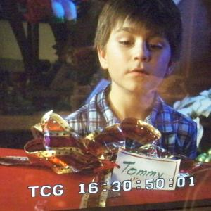 Stone as YOUNG TOMMY WALKER for ABC Brother's and Sister's /KMART