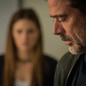 Jeffrey Dean Morgan, Grace Gummer