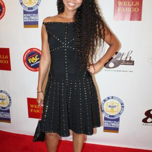 2014 NAACP Theatre Festival at the Nate Holden Theater, Los Angeles